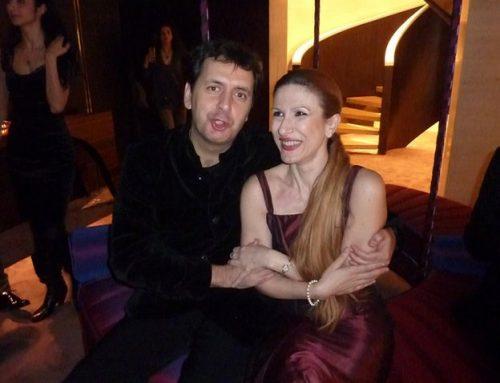 Con Andrea Morricone