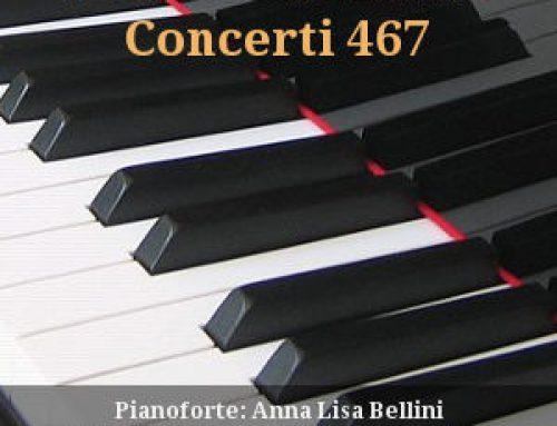 Mozart-Mannino: Concerti 467