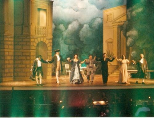 Amore Ingegnoso (G. Paisiello) – Opera Aperta