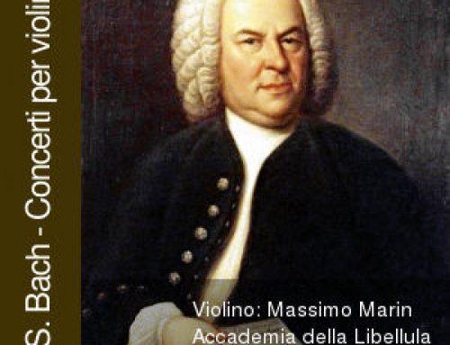Concerto in la minore per violino, archi e continuo, BWV. 1041