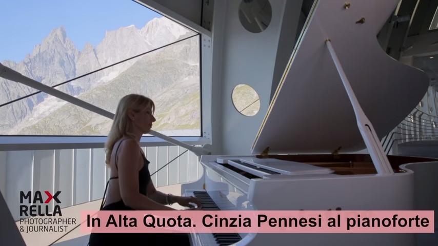 Cinzia Pennesi suona Bach
